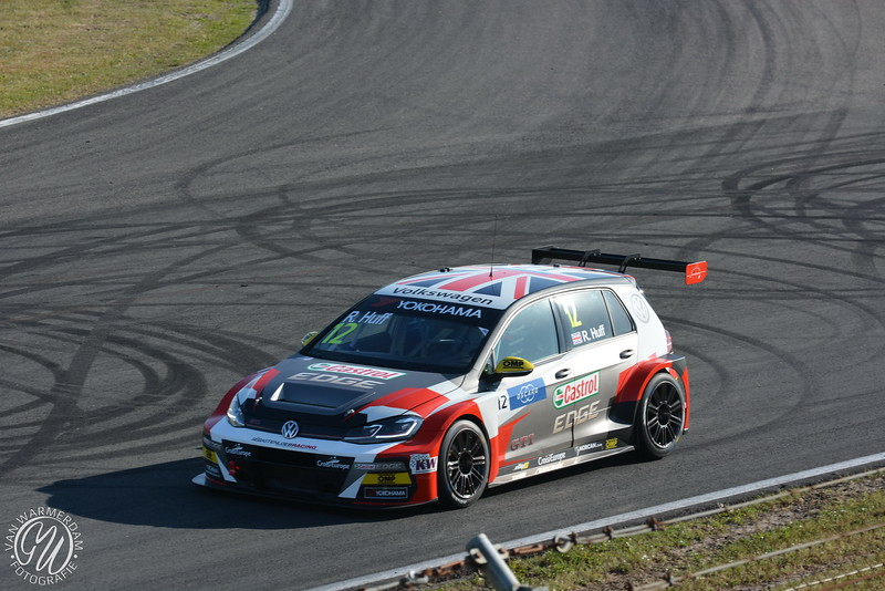 Robert Huff, VW Golf GTI TCR
