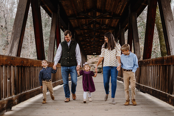 Schaffner Family 2020