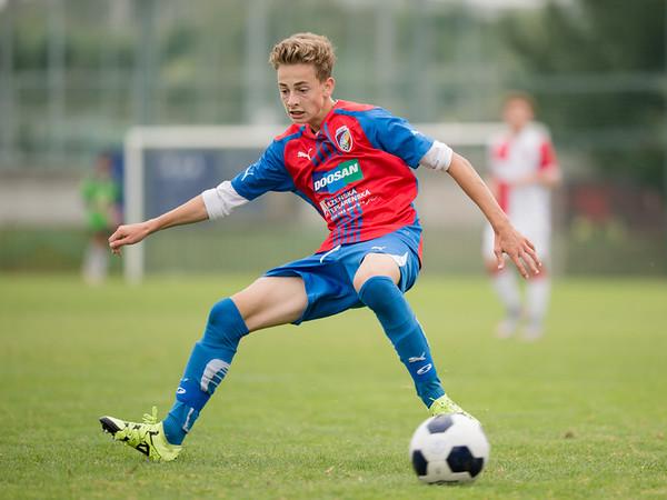 U15: Slavia - Plzeň 1:0