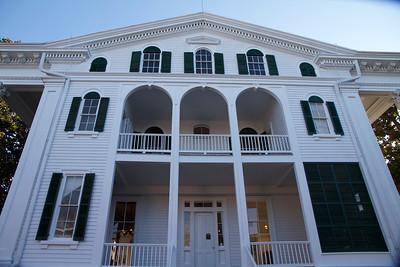 Bellamy Antebellum mansion