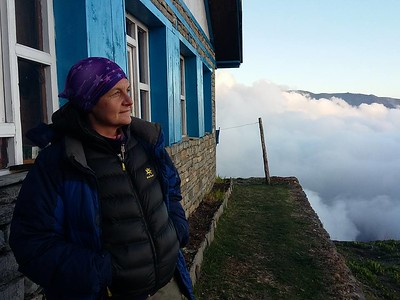 Трек к священному озеру Госайкунда. Апрель 2017