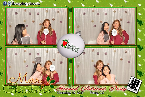 A+ Homecare Annual Christmas Party