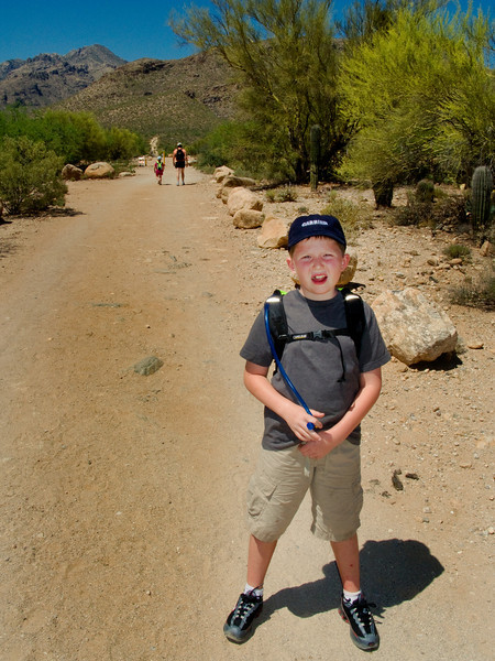 Family Hike 5.4.2008