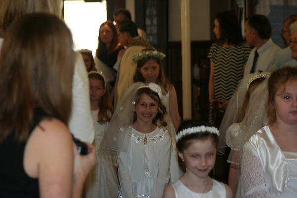 Avery's First Communion