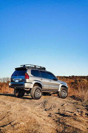 Black Rhino Wheels - Robert's GX470