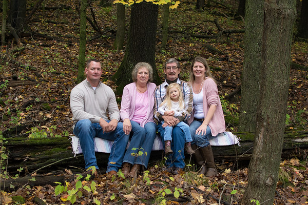 Brownell Family Session