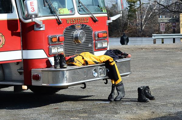 Ice Rescue Practice (1/31/12)