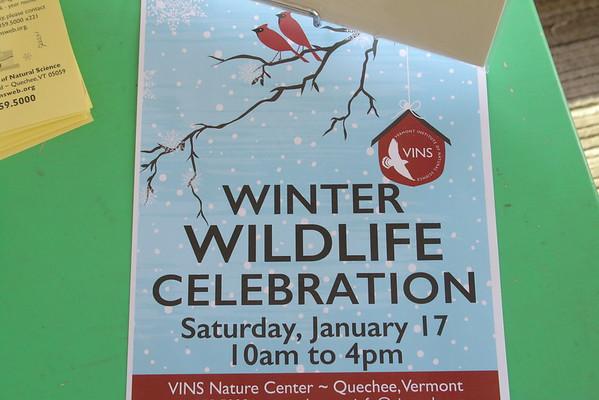 VINS Winter Wildlife Celebration
