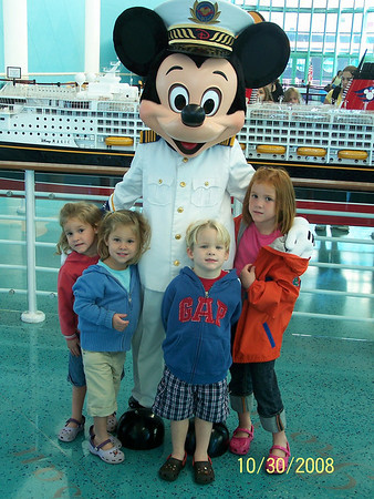 Oct-Disney Cruise