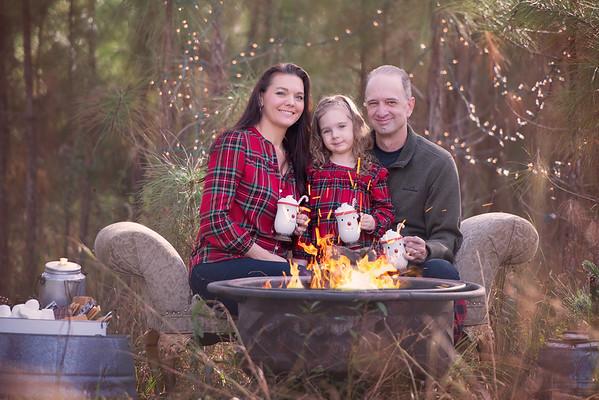 Campfire mini Nov 2018 Andrews Family