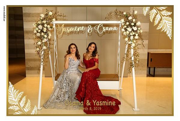 190308 Yasmine and Osama