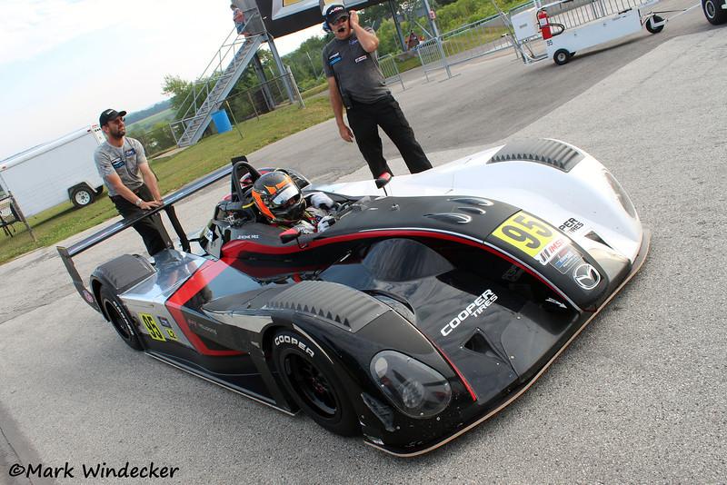 Jerome Mee, Alta Velocita Racing