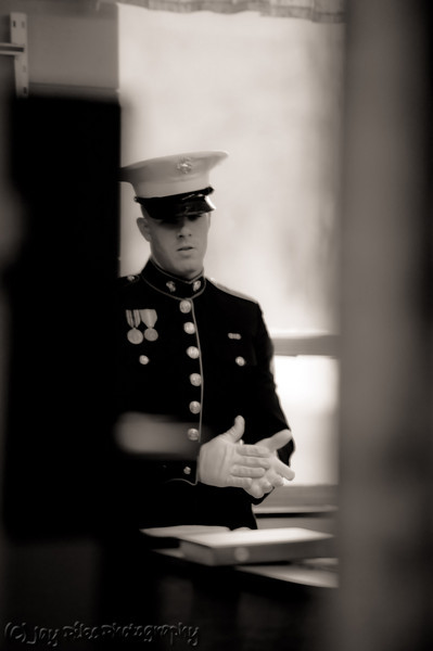 March 5, 2011 - Wedding - Groom Prep