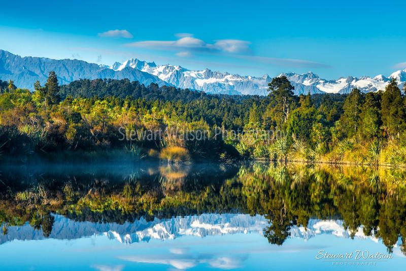 Magnificent Okarito Lagoon