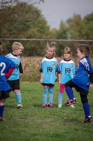 Belle-Clair Soccer League 10-19-14