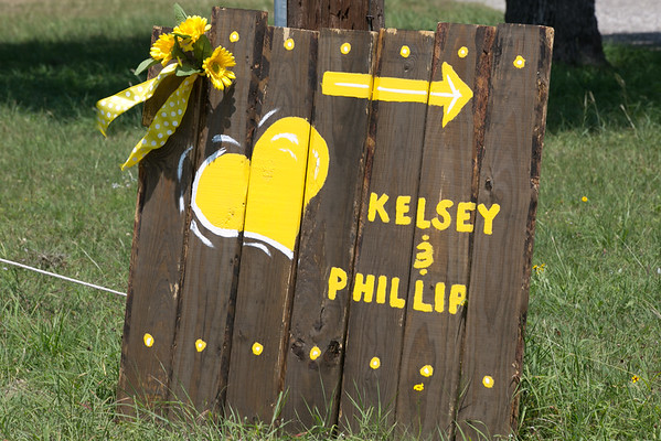 Phillip Kelsey Pre Ceremony