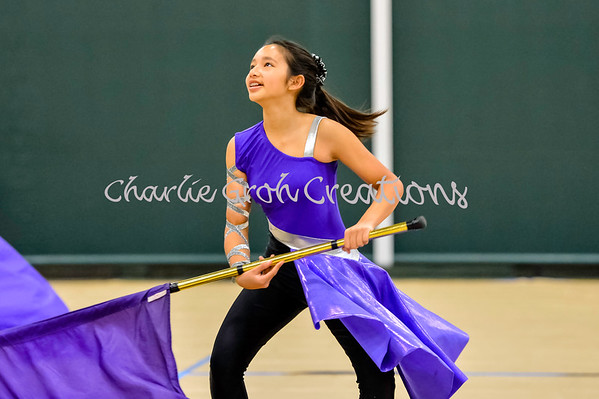 Los Coyotes Color Guard