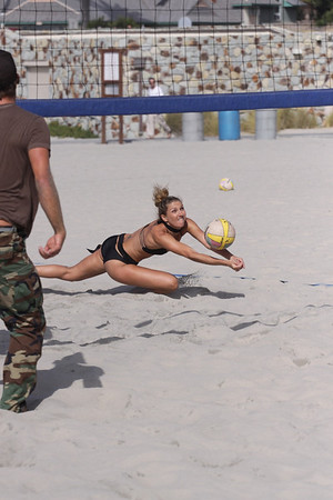 Coronado Beach Volleyball