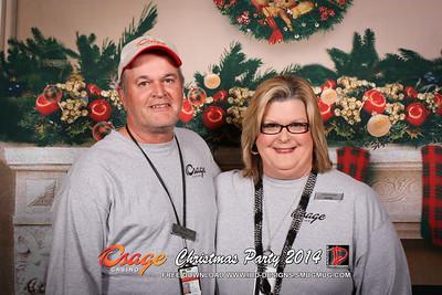 Employee Christmas Party 12-14-15