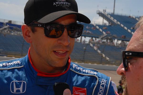 Iowa Speedway, IndyCar qualifying