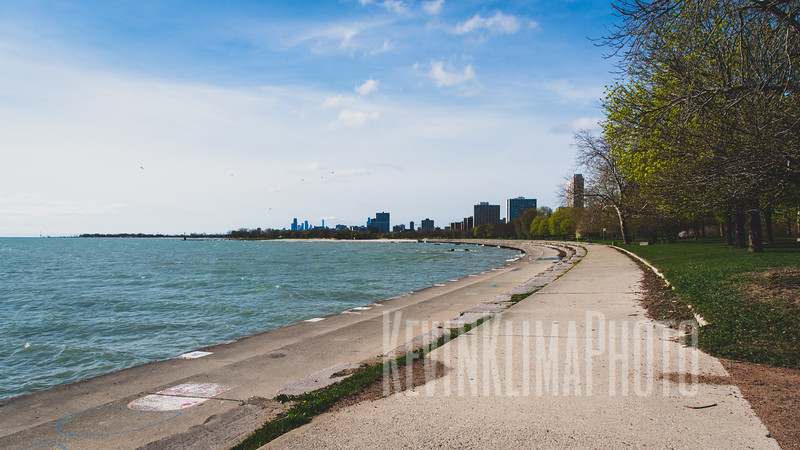 Lakefront Skyline