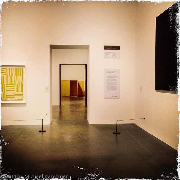 Gallery at the Tate Modern (May, 2014)