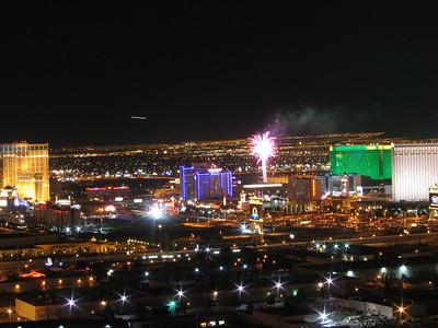 Andrea's 21st, Las Vegas