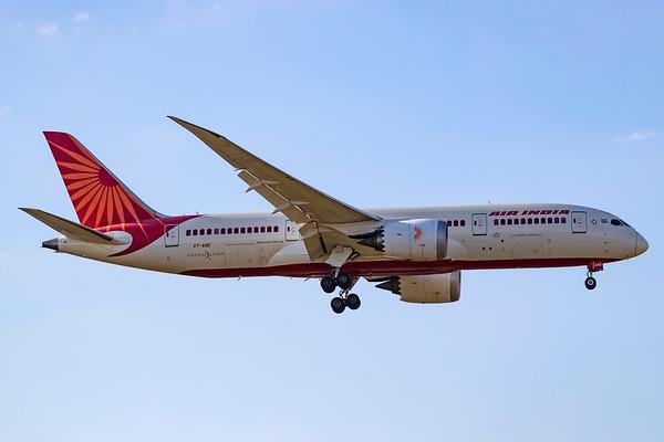 VT-AND - Boeing 787-8 Dreamliner