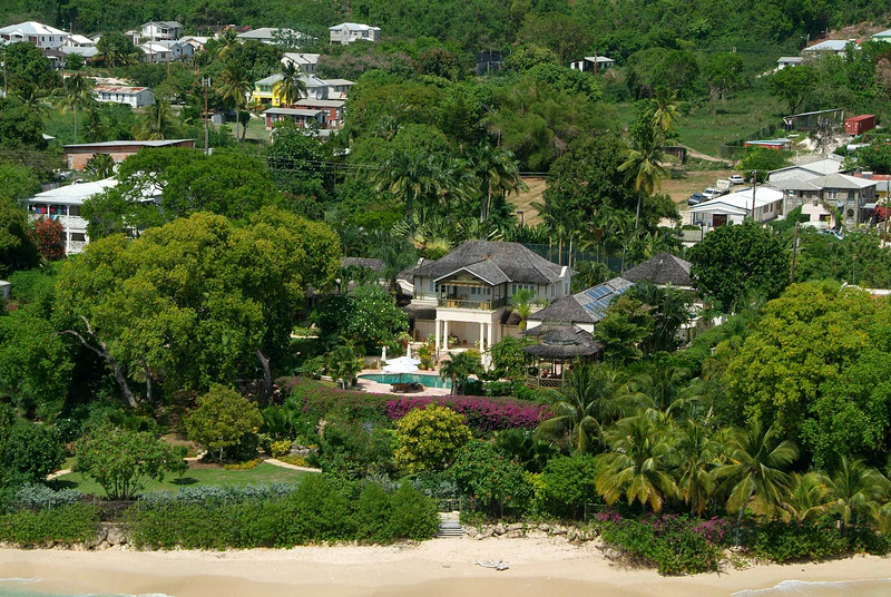 Real Estate on the West coast of Barbados photographed by Barbados Photography