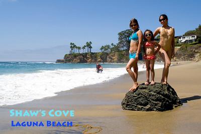 Shaw's Cove (Laguna Beach): August 30, 2011