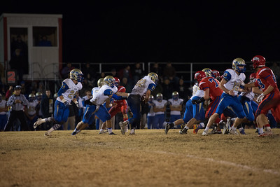 2014 Caney Valley High School Football
