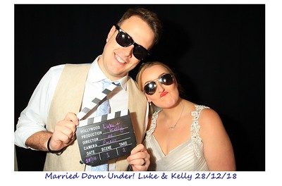 Luke and Kelly - Wedding Party
