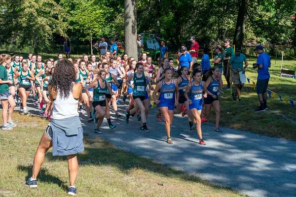 Emmanuel College: Cross Country 8/30/19