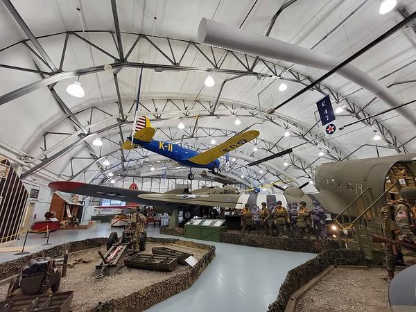 DE, Dover - The Air Mobility Command Museum