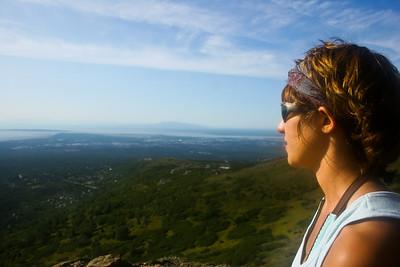 Flattop Hike 2009