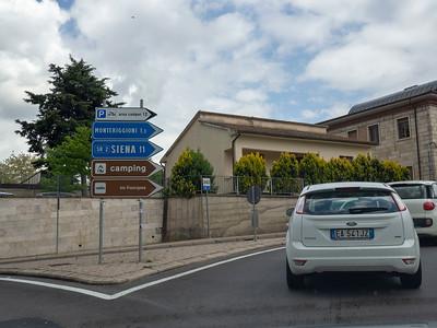 Italy - Monteriggioni