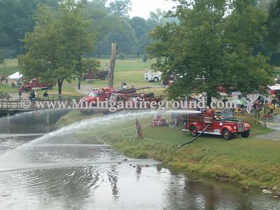 8/27/05 - Ypsilanti fire muster