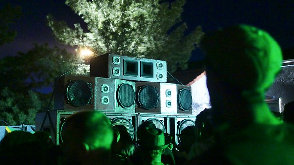 Dub Meeting Sound System #3