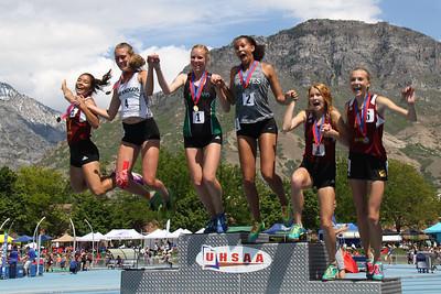Utah State HS Track Meet
