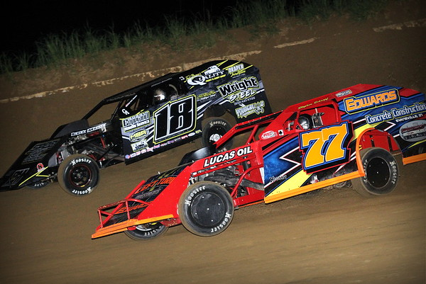 Chandler Motor Speedway; Race Night 6-3-16