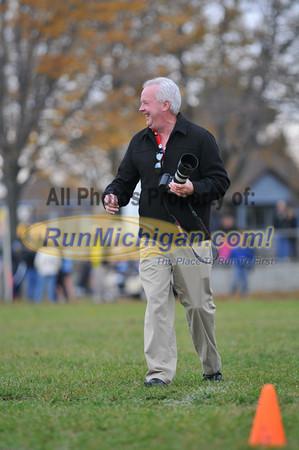 First Mile, Region 8-1 Boys - 2012 Regional 8-1 MHSAA XC