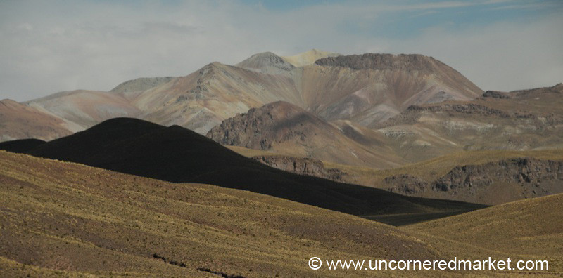 Neapolitan Desert Dreams - Salar Tour, Bolivia