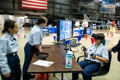 2018 Family Day at the National Museum of the U.S. Air Force