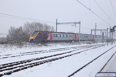 2019 - Crosscountry Trains