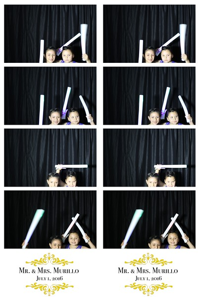 MR. & MRS. MURILLO WEDDING PARTY
