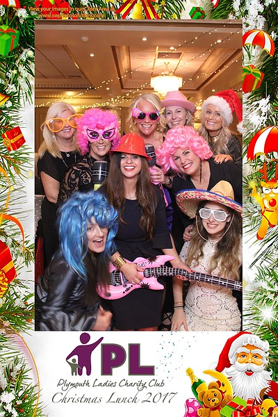 Plymouth Ladies Charity Club Christmas Lunch