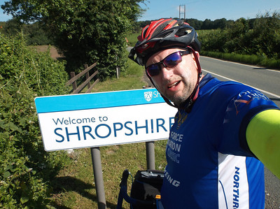 Day 5 Astley to Tarporley