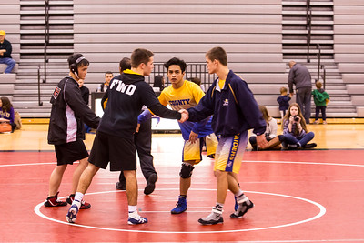 Wrestling: Heritage 44, Loudoun County 27 by Tim Gregory on January 19, 2017