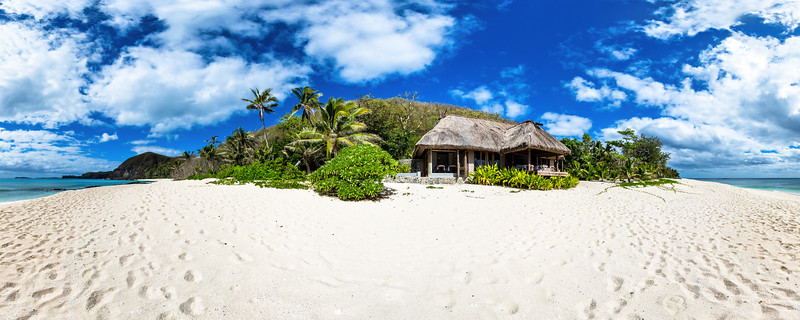 Baravi Spa at Yasawa Island Resort & Spa