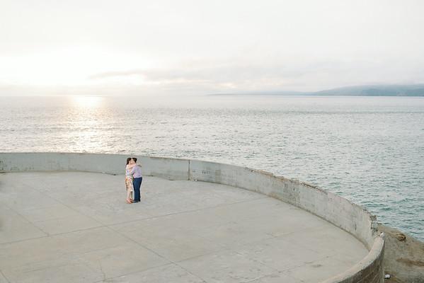Steven & Joy | Lands End | San Francisco Engagement Photography